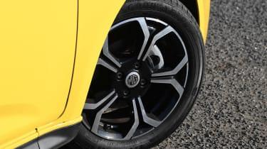 MG3 - wheel