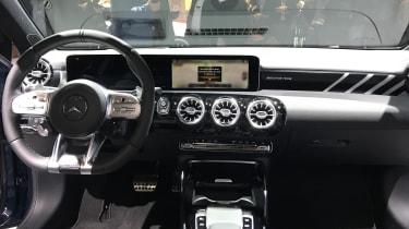 Mercedes-AMG - Paris - Interior