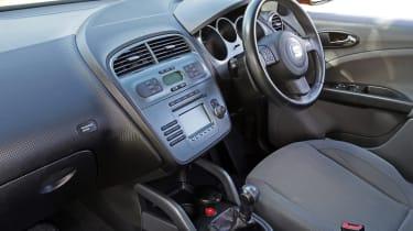 Used SEAT Altea - dash