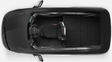 Uniti One EV - aerial static