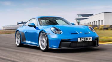 Porsche 911 GT3 manual 2021