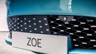 Renault ZOE - grille