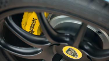 Lotus Exige Sport 410 - wheel