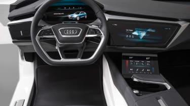 Audi Virtual Dashboard - full dash