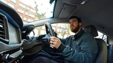 Hyundai Ioniq Plug-in long term - first report Sam Naylor