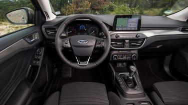 Ford Focus - dash