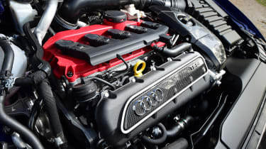 Audi RS3 - long-term - engine