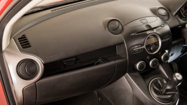 Used Mazda 2 - interior