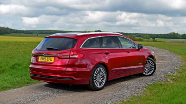 Ford Mondeo Hybrid Estate - rear static