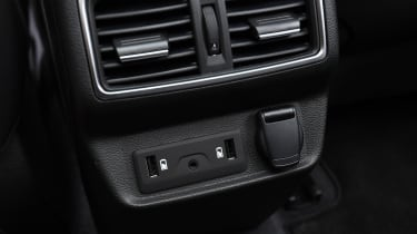 Renault Koleos - vents