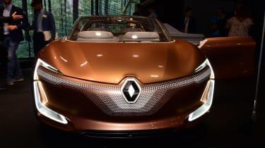Renault Symbioz concept - Frankfurt full front