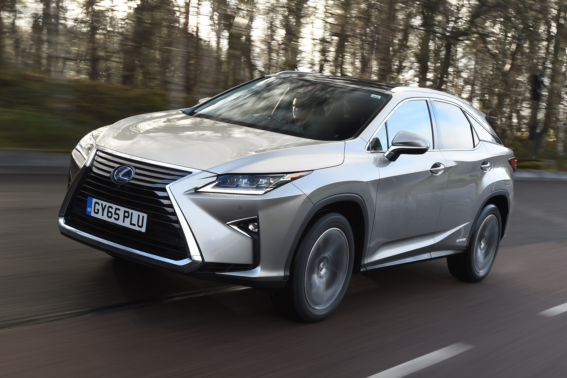 Lexus Rx 450h 2016 Review Auto Express