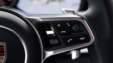 Porsche Panamera Turbo S E Hybrid - controls