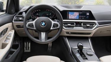 BMW 3 Series Touring - dash