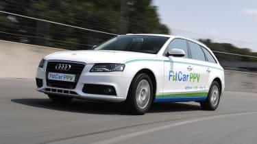 FitCar PPV front quarter