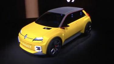 Renault 5 reveal