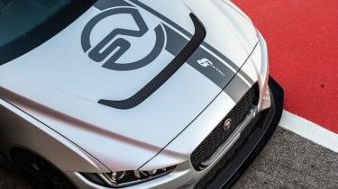 Jaguar XE SV Project 8 - bonnet