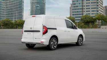 Nissan Townstar - rear