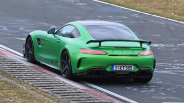 Mercedes-AMG GT R Clubsport rear end