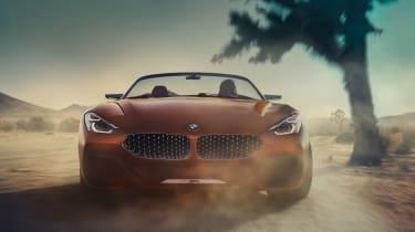 BMW Concept Z4 Studio - full front