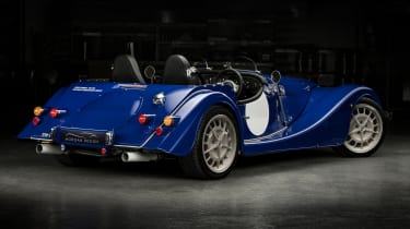 Morgan Plus 8 50th Anniversary Edition - rear