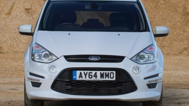 Used Ford S-MAX review front end