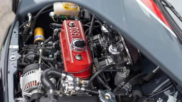 David Brown Automotive Oselli Mini - engine
