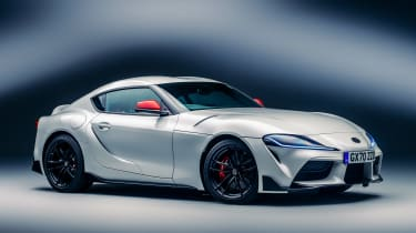 Toyota GR Supra 2.0 - front