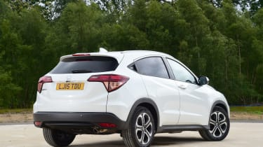 Honda HR-V - rear static