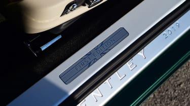 Bentley Continental GT Convertible - sill