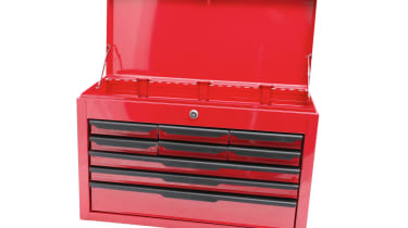 Hilka 9 Drawer Tool Chest