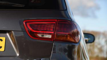 Kia Sorento - rear light