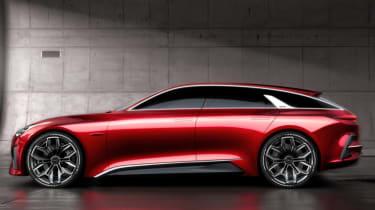 Kia Cee'd concept 2017 - side