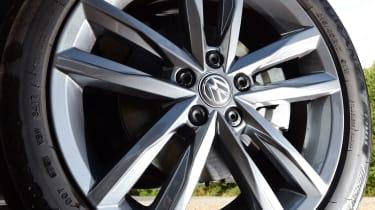 vw polo alloy wheel