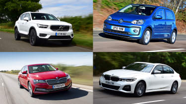 Used car finance deals 2021