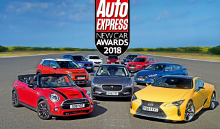 New Car Awards 2018 - header