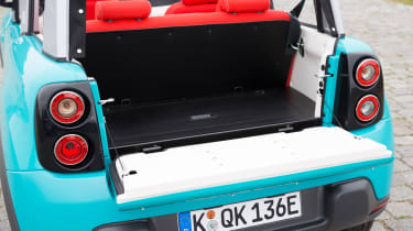 Citroen E-Mehari - boot