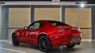 Mazda MX-5 RF Launch Edition rear