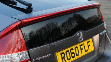Honda Insight badge