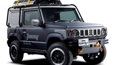 Suzuki Jimny Survive concept
