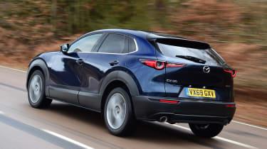 Mazda CX-30 - rear