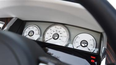 Rolls-Royce Dawn 2016 - dials