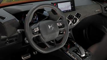 DS 3 Crossback E-Tense - interior