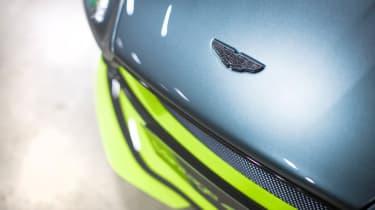 Aston Martin Vantage GT8 - front detail
