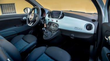 Fiat 500 Mild Hybrid - cabin