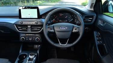 Ford Focus Active - interior