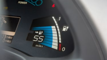 Used Nissan Leaf - range