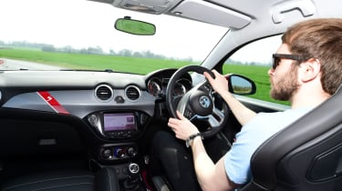 Vauxhall Adam Grand Slam - interior