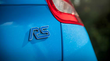 Ford Focus RS 2016 - badge