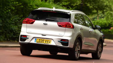 Kia has just launched a cheaper entry-level e-Niro, with a smaller 39kWh battery
